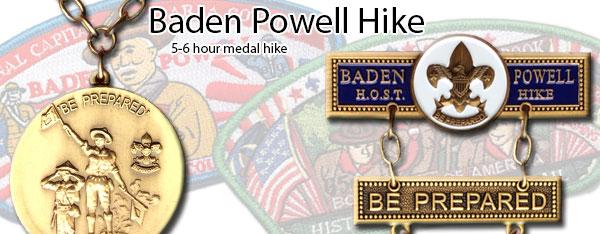 Baden Powell Hike